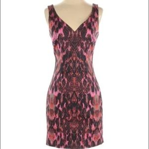 Guess by marciano dress, pink, size 4